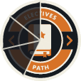 Electives Path Badge